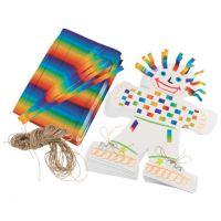 Roylco Little People Weaving Mats (R16006)
