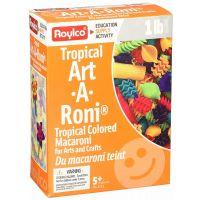 Roylco Tropical Colored Assorted Noodles 1LB.  R2113