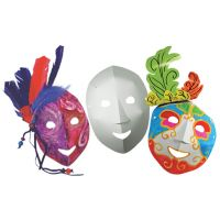 Roylco Folding Fun Masks R52076