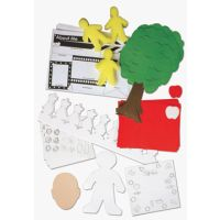 7 About Me Activities Kit, Roylco , R52210