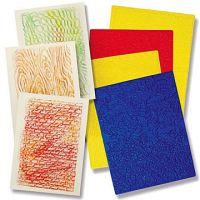 Roylco - Texture Rubbing Plates, R5839