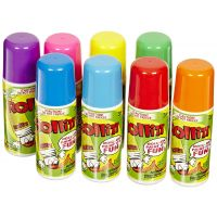 Rollitt No Spill Paint Bottles - 2 Ounce - Set of 8 - Assorted Colors Pepperell Braiding