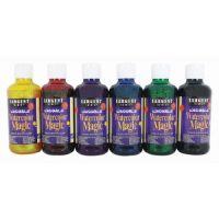 Sargent Art Glitter Colors 8oz Liquid Watercolor Magic 8ct Assortment Item# 22-6010