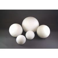 Gramco Styrofoam Balls Craft Supplies, 4