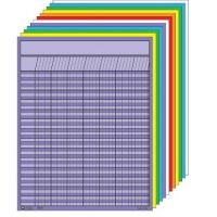 Vertical Incentive Chart Set, Large, 22