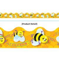 Trend Enterprises Busy Bees Terrific Trimmers  (T-92047)