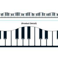 Trend Enterprises Musical Keyboard Terrific Trimmers  (T-92348)