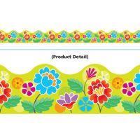 Trend Enterprises Floral Garden Terrific Trimmers  (T-92362)
