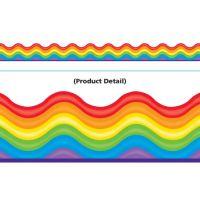 Trend Enterprises Rainbow Promise Terrific Trimmers  (T-92703)