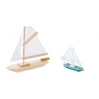 Darice Wood Model Kit - Sailboat - 7 x 6 inches (9169-04)