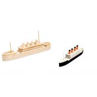 Darice Wood Model Kit - Titanic - 7.25 x 2 inches (9178-91)