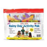 WikkiStix 981 Rainy Day Activity Pak, Pack Of 324
