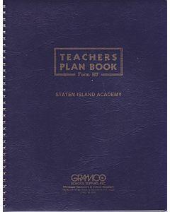 "Imprint Teachers Lesson Plan Book 11"" x 8 1⁄2"""