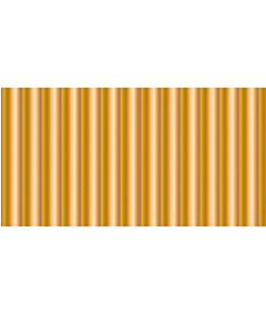 "PACON COROBUFF CORRUGATED PAPER ROLL 48"" BY 25', OLD GOLD (001109)"