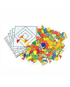 Roylco Quilt Blocks, R15665