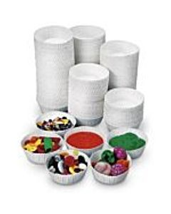 Disposable Craft Cups - white - pkg. of 200