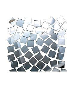 """Mirror Tiles 400 Piece 1/2"""""""