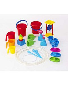 Water Play Tool Set 27 Pieces