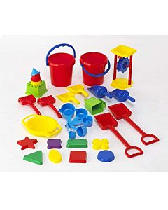 Water Play Tool Set 30 Pieces