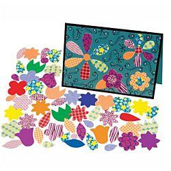 Roylco Wild Flower Paper Bits R15657