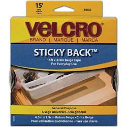 VELCRO® Brand - Sticky Back - 3/4