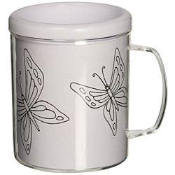Darice Design-A-Mug (I'm An Artist Cups) - 12 per package