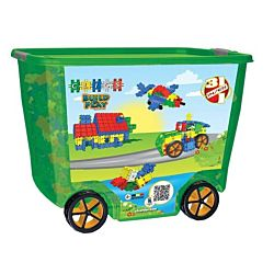 Clics Toys Rollerbox, 600 Pieces